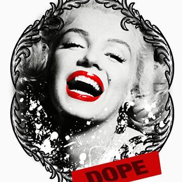 Marilyn Monroe Dope by JakeobLewEdits