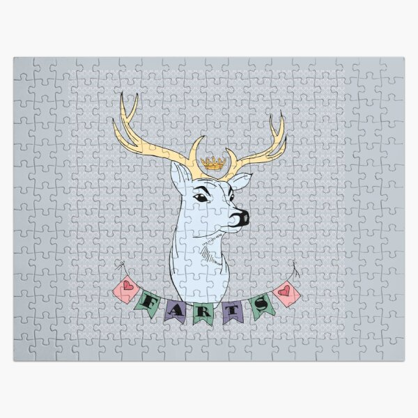 Farts Banner Jigsaw Puzzle