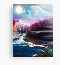 Fey Landscape Canvas Print