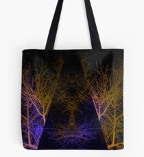 Ebony God Tote Bag