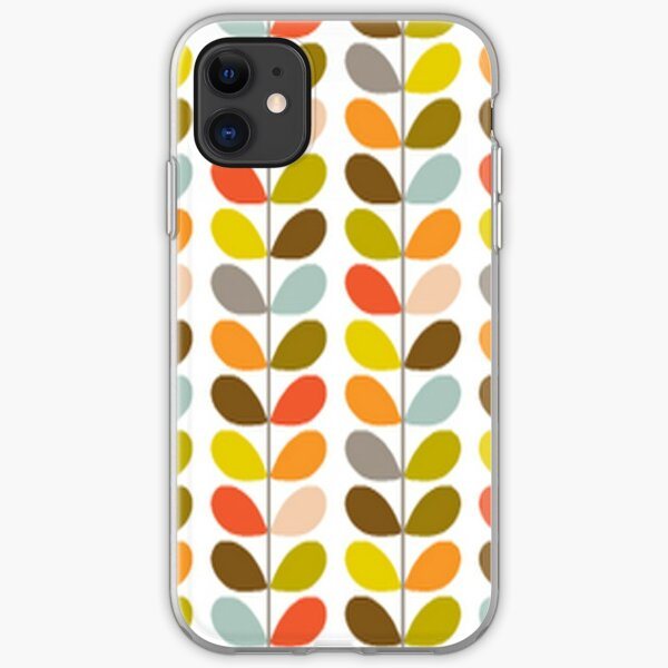orla kiely iPhone Soft Case