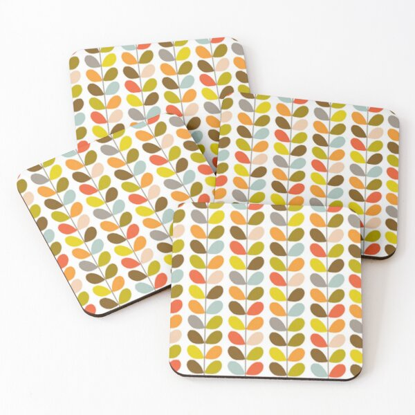 orla kiely Coasters (Set of 4)