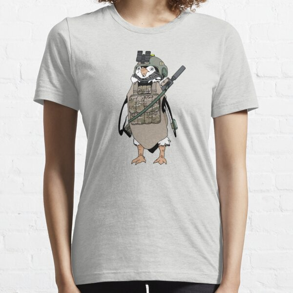 Tactical penguin Essential T-Shirt