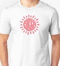 Sunny State of mind Pastel Rose Unisex T-Shirt