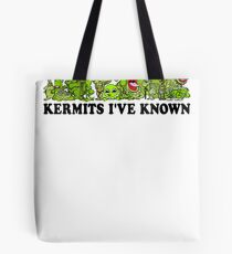 Kermits I've Known Tote Bag