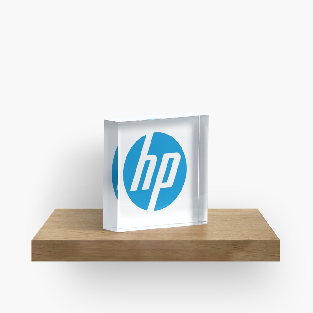 Hp 1 Acrylic Block