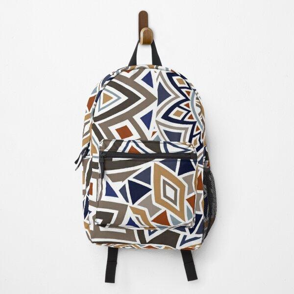 Boho Chic Mandala Design  Backpack