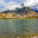 Dhumba lake in Jomsom by sajal maskey