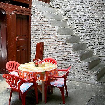 marfa, nepal by sajshr