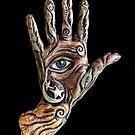Ludic _ hamsa mudra by Mona Shiber