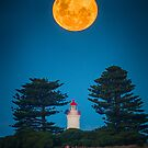 Super Moon of 2013 (No Photoshop) by hangingpixels