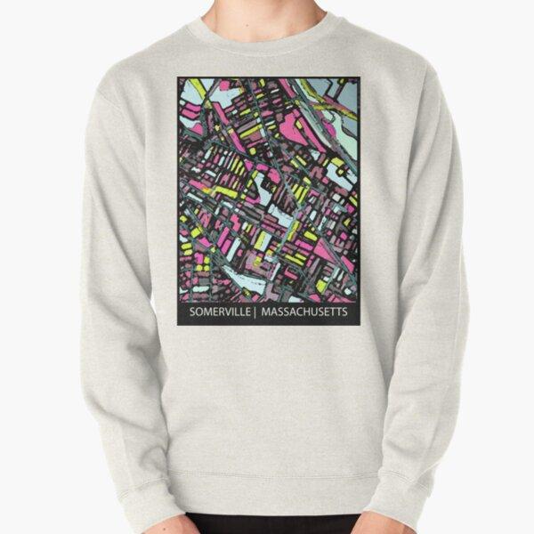 Somerville, MA Pullover Sweatshirt