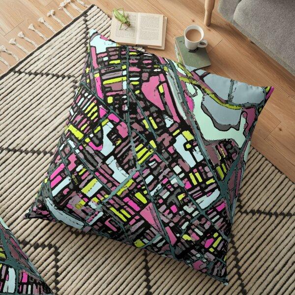 Somerville, MA Floor Pillow