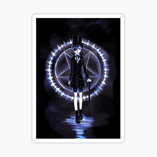 Ciel Phantomhive Sticker