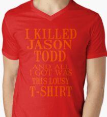 I Killed Jason Todd And All I Got Was This Lousy T-Shirt Men's V-Neck T-Shirt