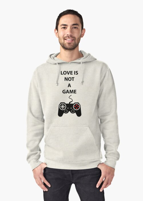 Love is not a Game by GenerationShirt