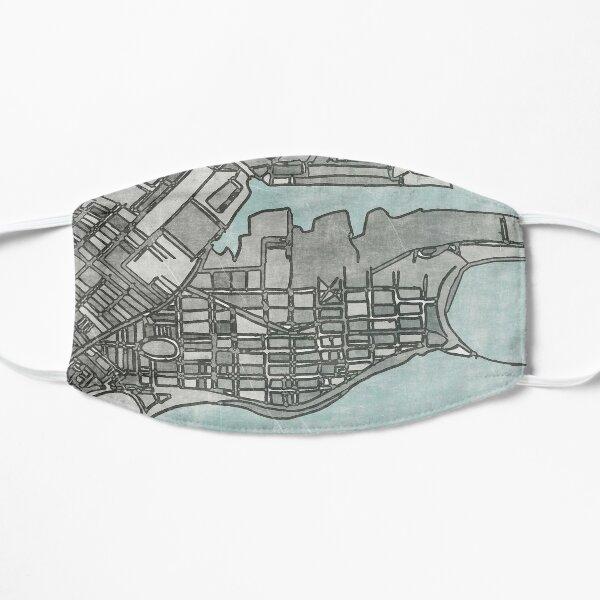 South Boston, MA Flat Mask