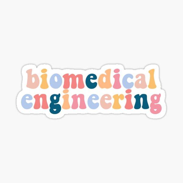 biomedical engineering Sticker