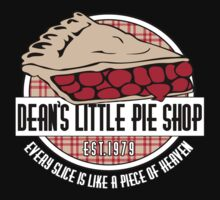 Dean's little pie shop | Unisex Tank Top