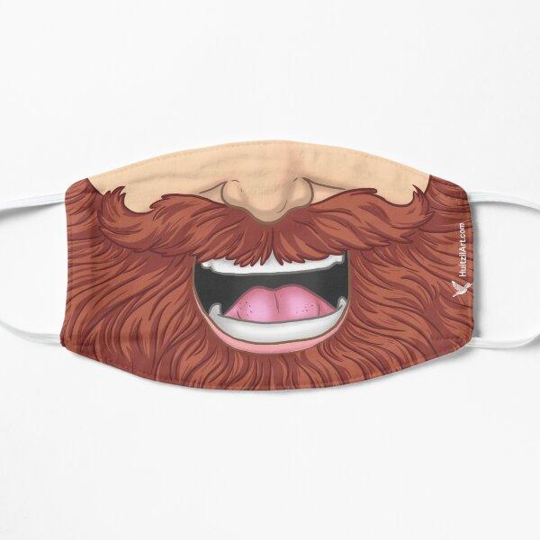 Face Mask: Viking Flat Mask