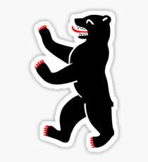 Berlin Bear Sticker