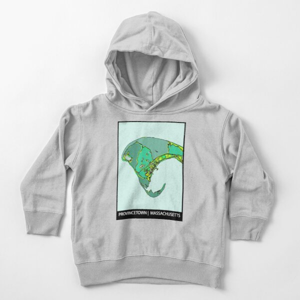 Provincetown, MA Toddler Pullover Hoodie
