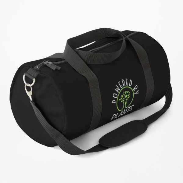 BEST TO BUY - Powered By Plants Duffle Bag
