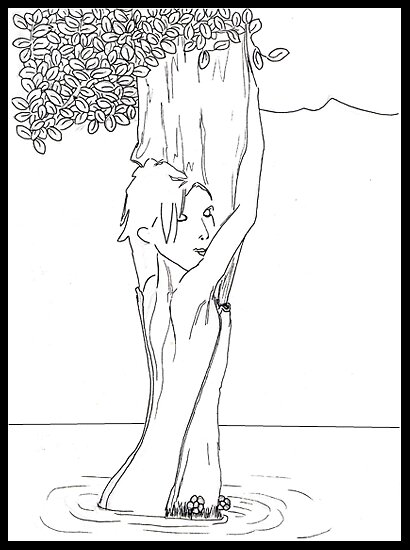 Nature Tree by Jonasnowl