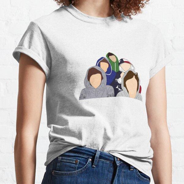 1D Video Diary Camiseta clásica