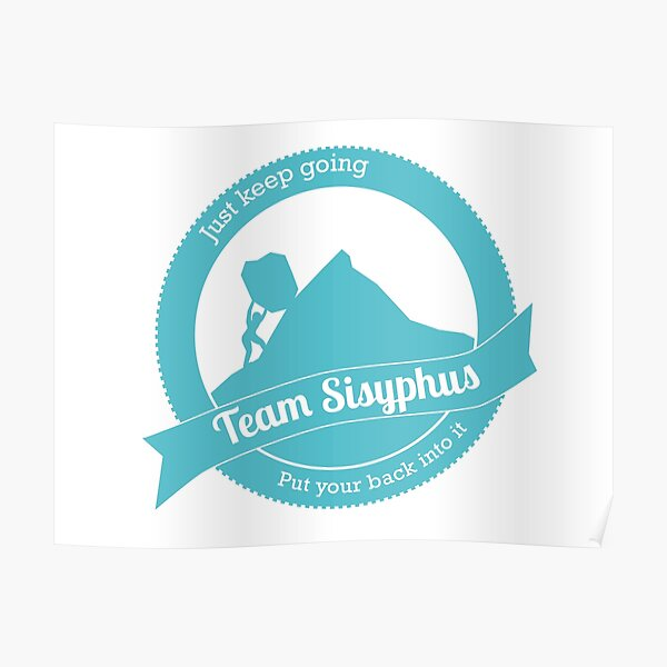 Team Sisyphus Poster
