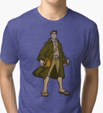 Milo of Atlantis Tri-blend T-Shirt