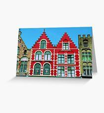 Bruges 1 Greeting Card