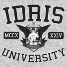 Idris University  by nickart