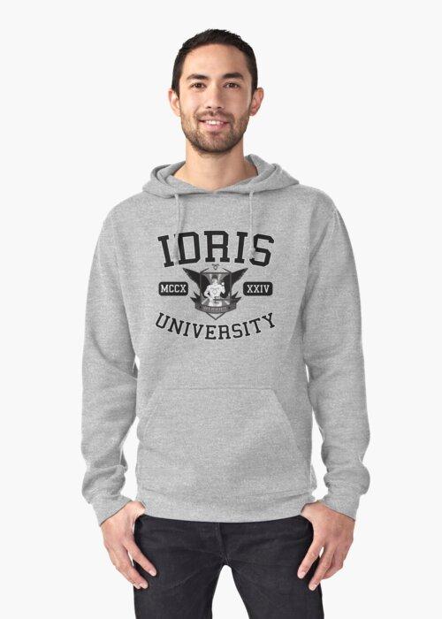 Idris University  by nickart