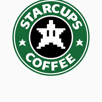 Starcups Coffee by maiconmcn