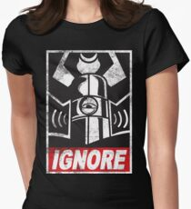 IGNORE Women's Fitted T-Shirt