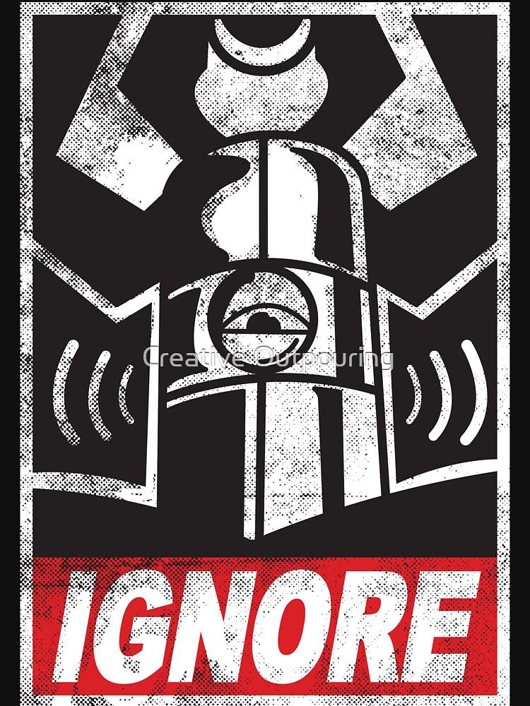 IGNORE | Women's T-Shirt