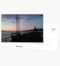 Finger Lakes at Sunset Postcards