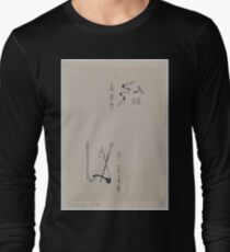 Two images  top  shash and attachments for uniforms  bottom  batons or ceremonial staffs 001 T-Shirt