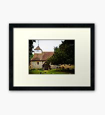 St Mary's Sulhamstead Abbots Framed Print