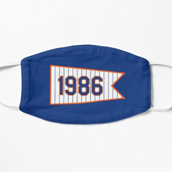 NY 1986 Pennant Mask