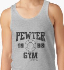 9dec5e905018d Pewter Gym Shirt Men s Tank Top