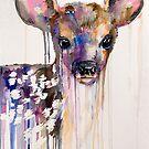Deer by Slaveika Aladjova