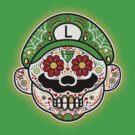 Dia De Los Marios (Luigi) by beware1984