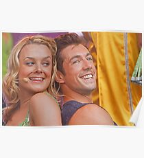 Mamma Mia live on stage at West End Live Poster