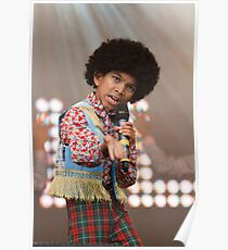 Thriller on stage at West End Live Poster