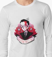 James Moriarty - Miss me? Long Sleeve T-Shirt