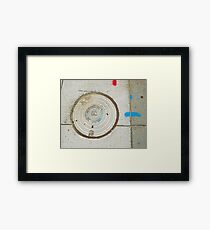 Water Patriot  Framed Print
