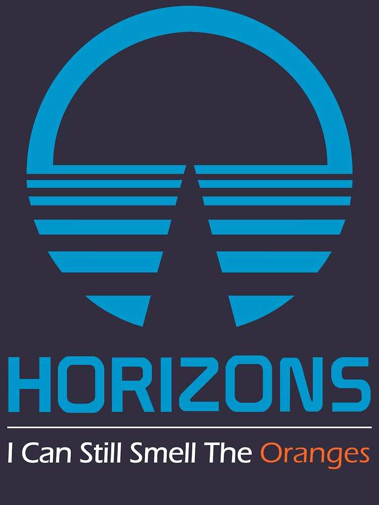 Horizons - I Can Still Smell The Oranges (Dark Colors) | Unisex T-Shirt
