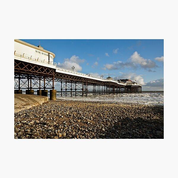 Cromer Pier Photographic Print